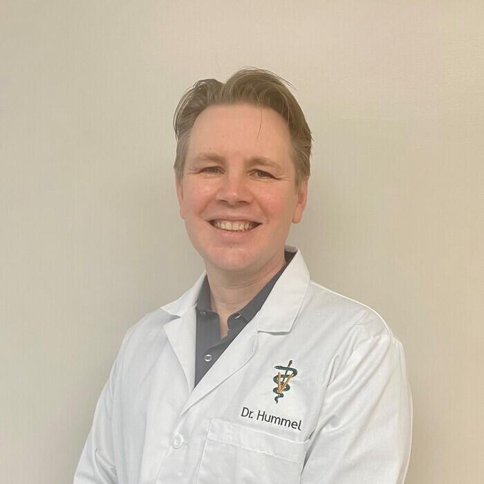 Dr. Harvey Hummel</br> Medical Director photo