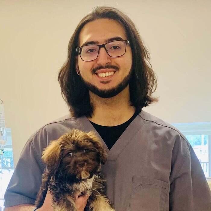 Jason</br> Veterinary Assistant photo